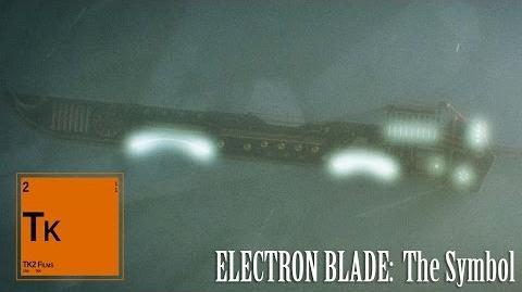 Electron Blade- The Symbol