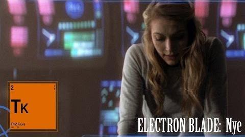 Electron Blade- Nye