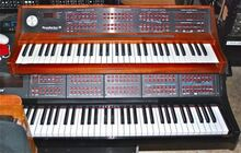 Synclavier consoles