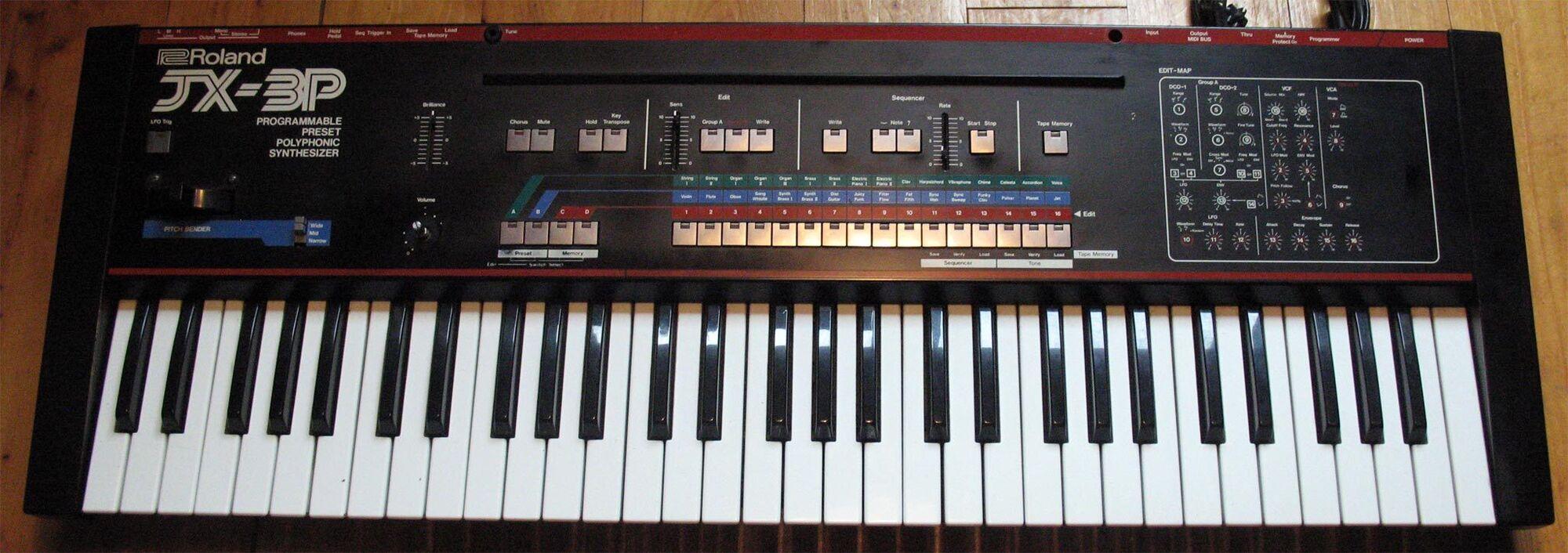 JX-3P | Electronic Music Wiki | FANDOM powered by Wikia