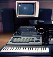 Yamaha CX5M Music Computer set, MIM Brussels