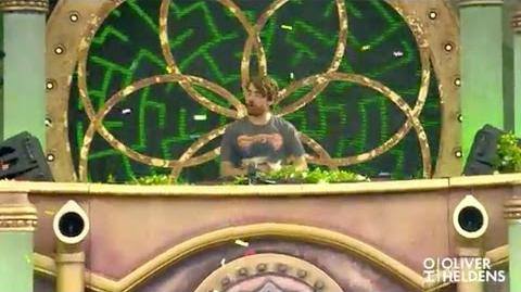Oliver Heldens/Tomorrowland