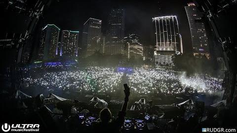 David Guetta/Ultra Music Festival 2016