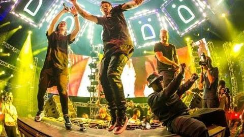 Skrillex/Ultra Music Festival