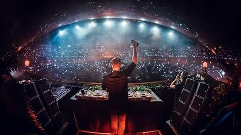 Martin Garrix/Tomorrowland