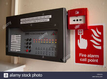 Protec-3300-fire-alarm-control-panel-fire-alarm-call-point-in-residential-C8XJGH