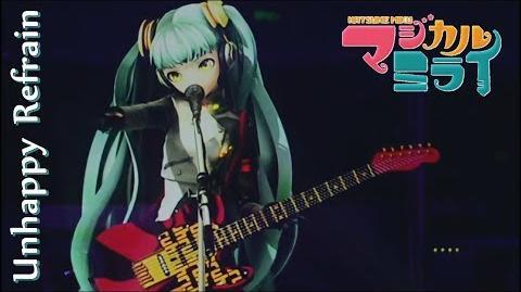 ✓ HATSUNE MIKU - Unhappy Refrain - Sub Español - Magical Mirai 2013