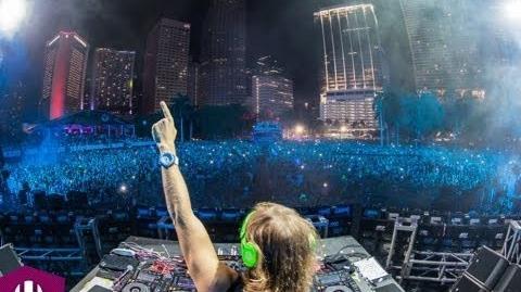 David Guetta/Ultra Music Festival 2014