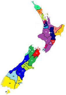 Distributor map