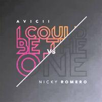 Avicii & Nicky Romero - I Could Be The One (logo)
