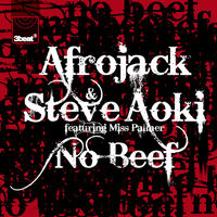 Afrojack & Steve Aoki - No Beef (logo)