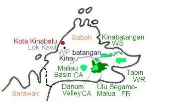 Malaysia-Borneo
