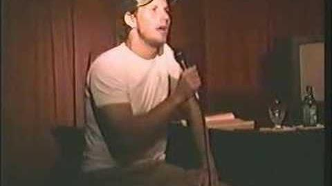 Patrick Wilson singing If I Loved You
