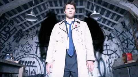 Supernatural - Invincible (Castiel)