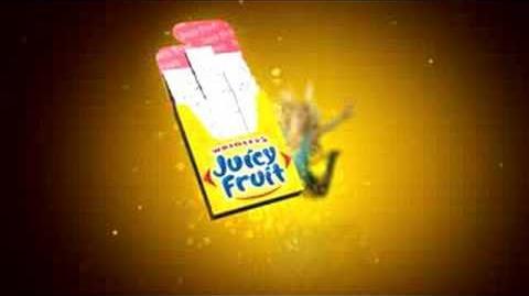 Official Juicy Fruit Commercial ft. Julianne Hough