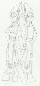 Tien Mu and Lei Kung