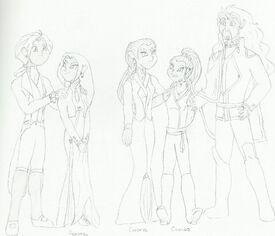 Uno's Family (2)