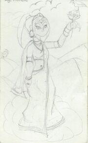 High Priestess Card
