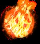 Раса огонь иконка
