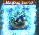 Magical barrier