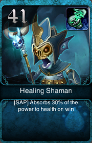 Healing Shaman HQ
