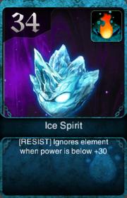 Ice Spirit HQ