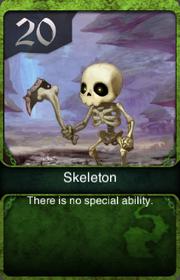 Skeleton HQ