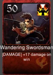 Wandering Swordsmand IG