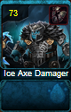 Ice Axe Damager