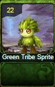 Green Tribe Sprite