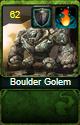 Boulder Golem