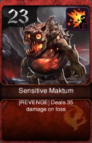 Sensitive Maktum HQ