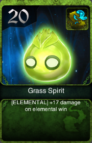 Grass Spirit HQ