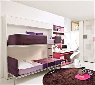 15-17 girl dorm