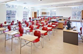Home Ec Classroom