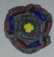 Beyblade E.F. Driger Spark