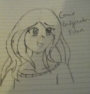 Grace Bridgewater Edan Drawing