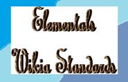 Help:Elementals Wikia Standards