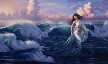Watergodess