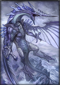 92. Ice Dragon