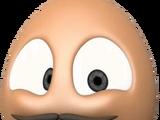Moustache Egg