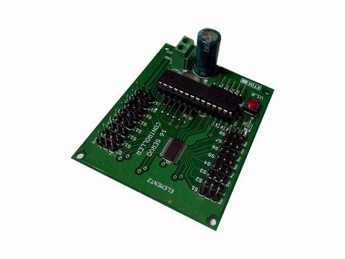 Servo controller board pic1