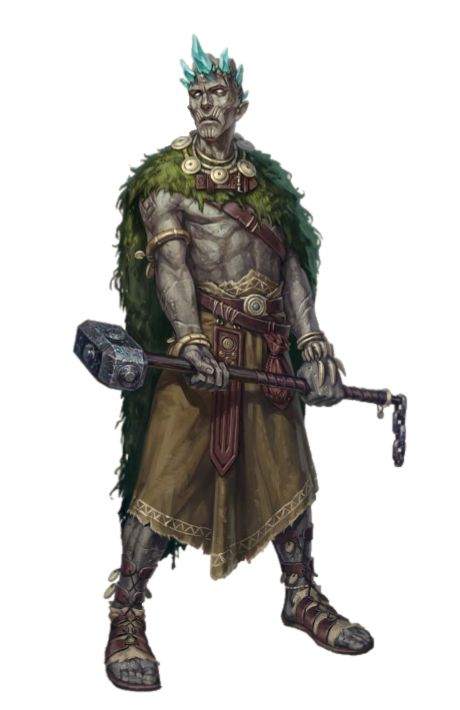 how to build a goliath ranger 5e