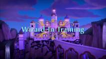 Hechicero en entrenamiento