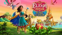 Elena Wings Over Ávalor