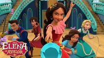 My Time Music Video Elena of Avalor Disney Channel-0