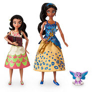 New Elena And Isabel Singing Doll Set 1