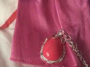 New Sofia Plush And Pink Amulet Necklace 3