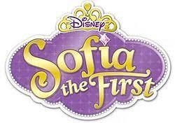 Sofia the first logo