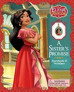 Elena Of Avalor A Sister's Promise
